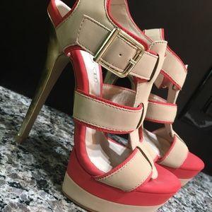 ALDO Platform heel